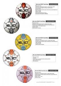 piłka nożna, piłki nożne, piłka select, Select Futsal Super, Select Futsal Master, Select Futsal Mimas, Select futsal Attack, Select Futsal Attack Junior