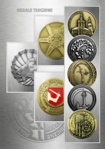 Medale, ordery i odznaczenia, monety na zamówienie, medale odlewane, medale produkcja, ordery i odznaczenia