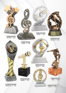 Statuetki, statuetki na zamówienie, statuetki okolicznościowe, puchary i statuetki, statuetki grawerowane, statuetka mikrofon