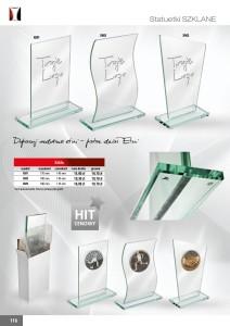 statuetka szklana, statuetki szklane, XM1, XM2, XM3
