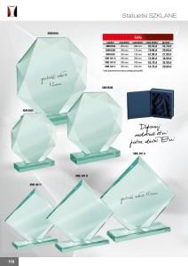 statuetka szklana, statuetki szklane, XME050A, XME050B, XME050C, XME 047 A, XME 047 B, XME 047 C