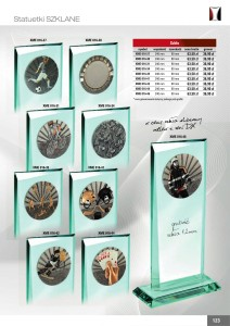 statuetka szklana, statuetki szklane, XME 016-27, XME 016-30, XME 016-31, XME 016-34, XME 016-35, XME 016-41, XME 016-42, XME 016-44, XME 016-46